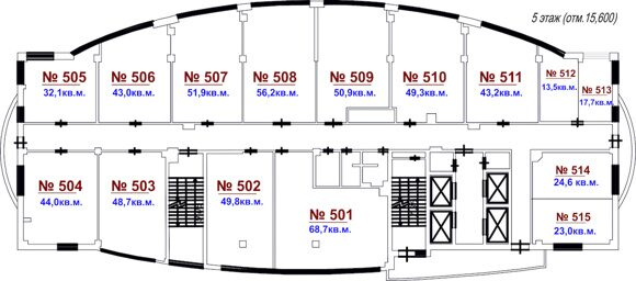 5 этаж, окт.18-2